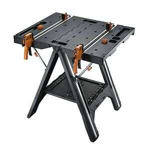 WORX WX051 Pegasus Multi-Function Work Table and Sawhorse with Quick Clamps - £89.99 @ positecworx / eBay