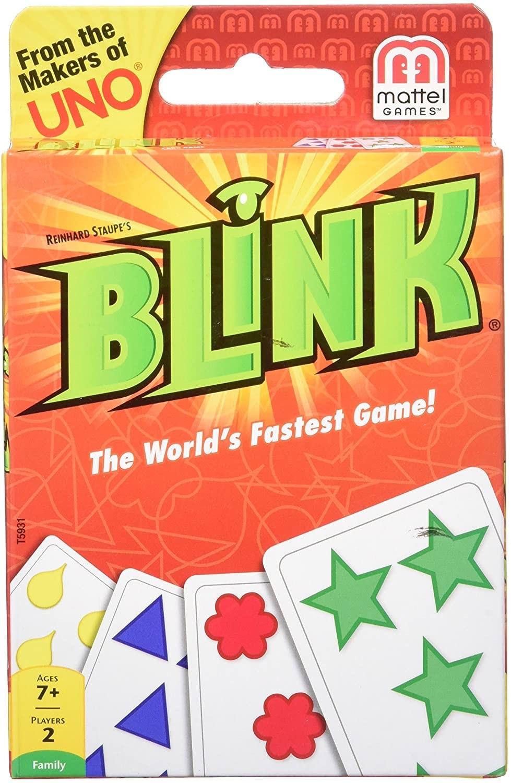 Mattel Games Blink Card Game - £2.99 Delivered @ BargainMax