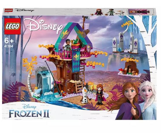 Lego Disney Frozen - Enchanted Treehouse Playset - 41164 - £31.50 free delivery with code @ Debenhams