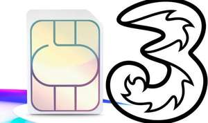 Three SIM only - 12gb Data - £10 per month - Total £120 via Uswitch