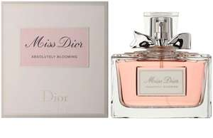 Miss Dior Absolutely Blooming 100ml EDP - £56.61 (With Code) + £3.99 del @ Notino