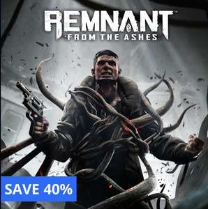Remnant: From the Ashes (PS4) £19.79 @ PlayStation store