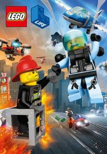 Free Lego Lifeagazine subscription @ Lego