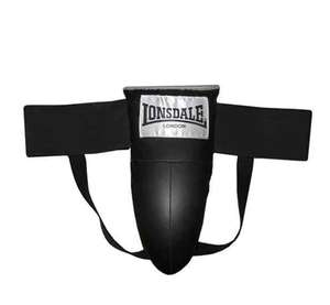 LONSDALE Groin Protector £8.49 + £4.99 del @ Sports Direct