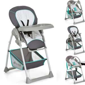 Hauck Sit N Relax 2 In 1 Highchair, Baby Bouncer Chair with Mobile £83.95 with free Delivery From Online4Baby