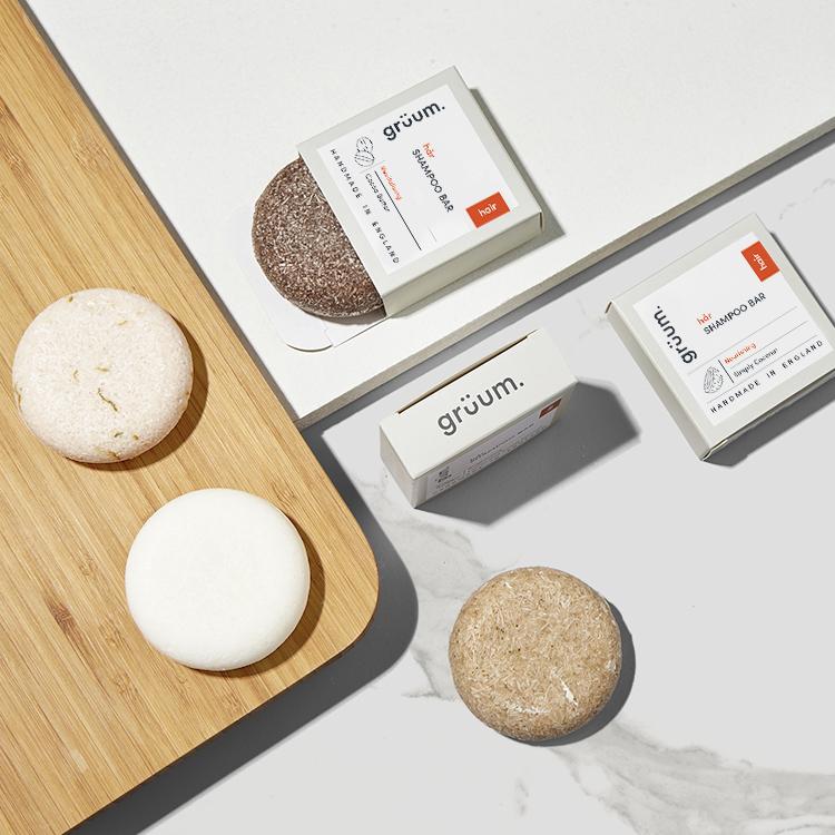 Free Gruum solid shampoo bar via VeryMe - £1.49 P&P applies