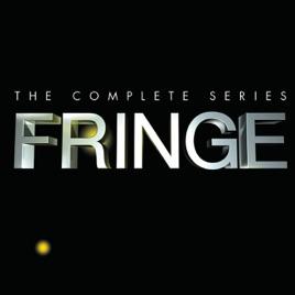 Fringe Complete Series (HD) £15.79 @ iTunes US