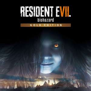 Resident Evil 7 Gold Edition (Includes Banned Footage Vol 1 & 2) Steam PC £8.39 @ MMoga