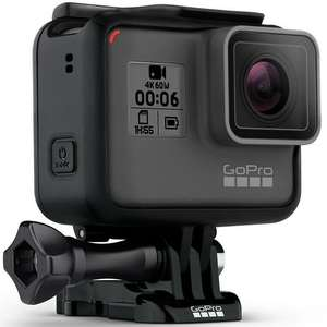 GoPro HERO6 Black 4K Waterproof Action Camera Camcorder - Certified Refurbished - £162.98 delivered @ gopro_certified_uk / eBay