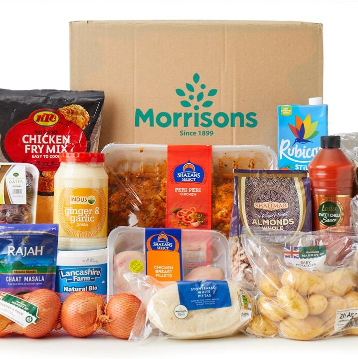 Ramadan Food Box £35 delivered @ Morrisons