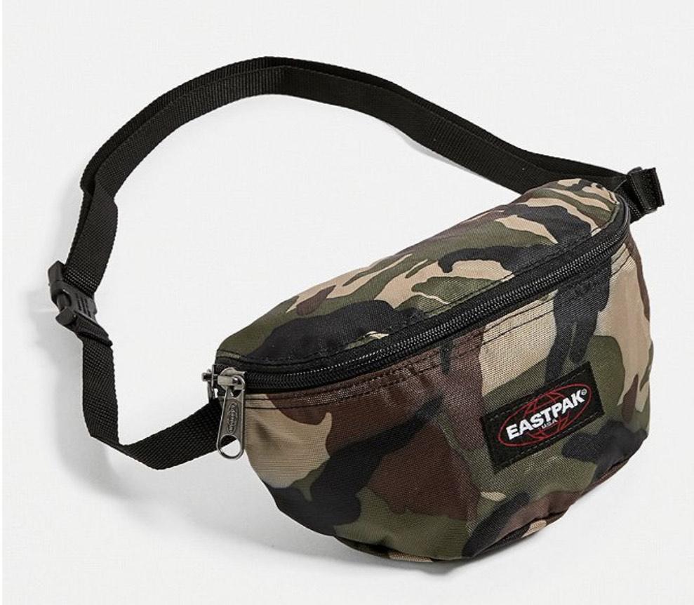 Eastpak Springer Instant Camo Bum Bag £9 @ Urban Outfitters