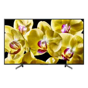 Sony KD-75XG8096 Refurbished 4K HDR TV with 4K X-Reality™ PRO Grade A - £699 delivered @ centresdirect