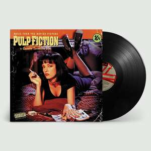 Pulp Fiction OST on Vinyl £7.99 plus £3.95 delivery @ Universal Music