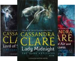 The Dark Artifices Series by Cassandra Clare. Lady Midnight. Lord of Shadows. Queen of Air and Darkness. £0.99p each. Kindle @ Amazon