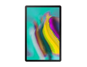 """Samsung Galaxy Tab S5e (10.5"""", LTE) (Black Only), 64GB - £257.40 with Employer Discount @ Samsung"""