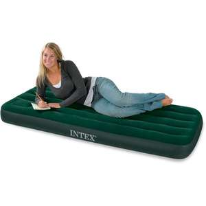 Intex Single Downy Airbed with Built In Foot Pump £8 Delivered @ Yankee Bundles