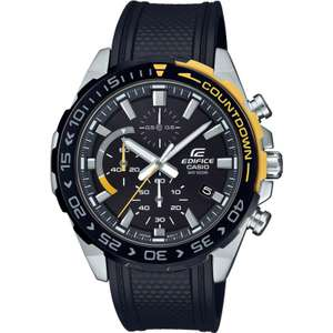 Casio Mens Edifice Chronograph Watch EFR-566PB-1AVUEF £69.99 delivered @ Watches2U