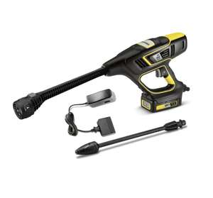 Karcher KHB 5 Multi Jet – Battery Handheld Cleaner was £229, now £120 plus additional 15% off @ Wickes