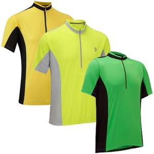 Tenn Cool Flo Breathable Short Sleeve Cycling Jersey £11.94 Delivered @ Tredz