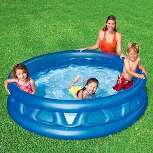 Intex Soft Side Pool £14.99 + £2.99 delivery at Smyths Toys