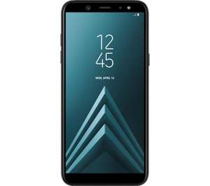 SAMSUNG Galaxy A6 - 32 GB, Black, £99.97 at Currys PC World