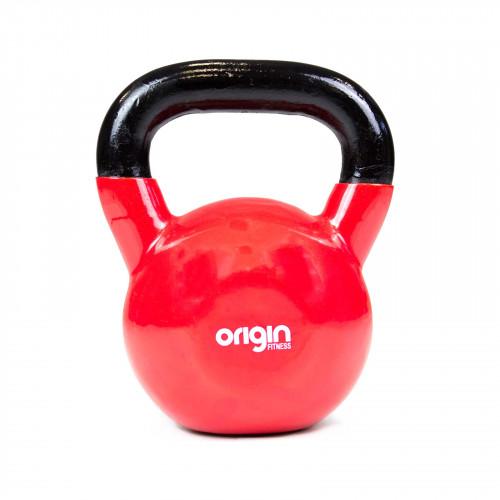 18KG Kettlebell - £21.95, 28KG Kettlebell - £31.19 + £9.95 del @ Origin fitness