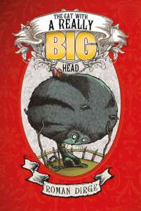 The Cat With A Really Big Head (Hardcover) by Roman Dirge £2.99 delivered @ Forbidden Planet