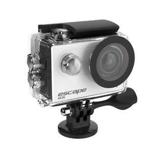 Kitvision Escape 4K UHD Waterproof Action Camera with WiFi and Mount Accessories - £31.99 @ yoltso / eBay