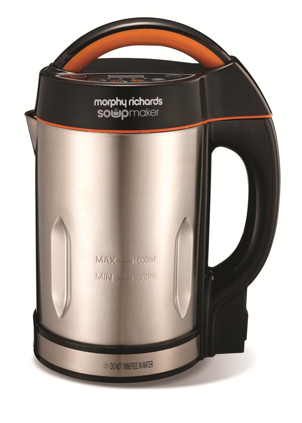 Morphy Richards 48822 1.6L Soup Maker for £39.99 (with code) delivered at Morphy Richards