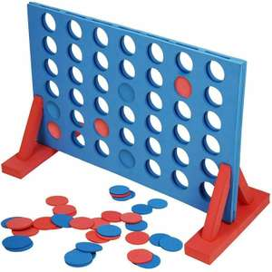 Outdoor (Giant) Foam Connect Four / Four In a Row (70cm x 47cm) £14.99 delivered @ Quickdraw Toys And Party / eBay