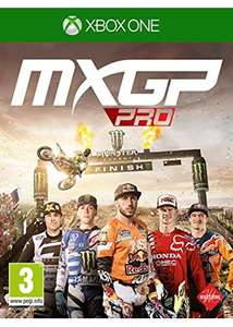 MXGP Pro (Xbox One) - £13.19 delivered @ base