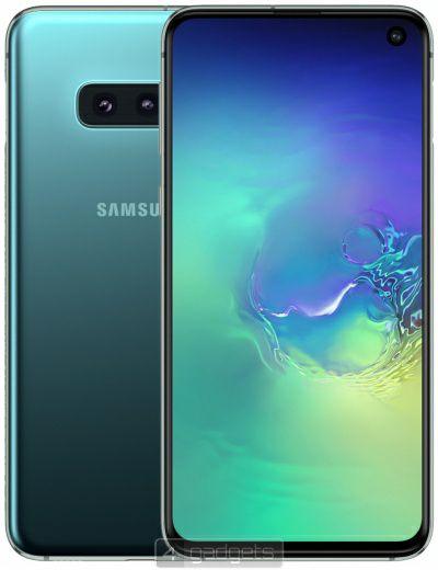 Samsung Galaxy S10e Smartphone | Good Condition £289.99 Green | Very Good £299.99 Black & White @ 4Gadgets