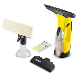 Karcher Window Vac Anniversary Edition(£49.99)+ accessory(£0.50)-2 year+1 extra (3)yr warranty- Craigmore-online.Total- £50.49
