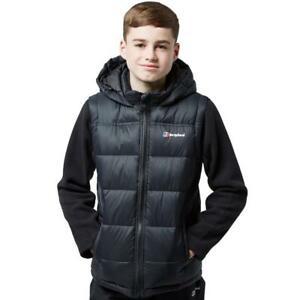 Berghaus Kids Full Zip Waterproof Burham Gilet - £18.55 delivered @ Millets Outdoor / eBay
