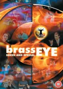 Brass Eye : Series & Specials [DVD] £1.99 (Preowned) - Also Part of 2 for £3 Offer @ Music Magpie