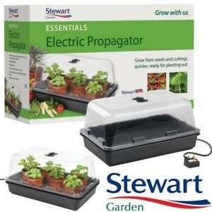 Stewart Essentials Heated Electric Plant Seed Propagator - 38cm - £29.99 delivered @ victoriagardencentre eBay