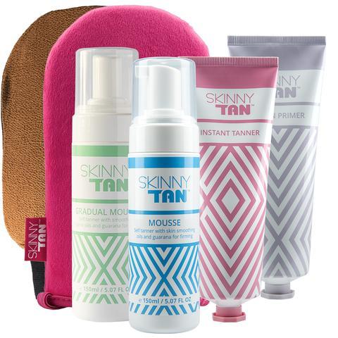 Skinny Tan Flash Sale Kit + 5 Gifts £25