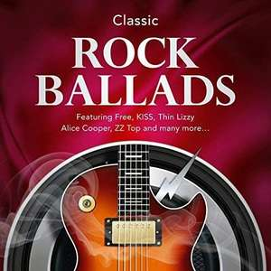 Classic Rock Ballads [3CD] - £2.75 (NP + £2.99) @ Amazon