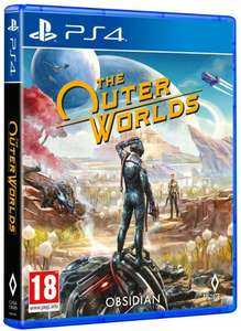 The Outer Worlds (PS4 / Xbox One) + 6 months Spotify Premium - £24.97 delivered @ Currys PC World