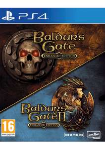 Baldurs Gate 1 & 2 Enhanced Edition (PS4) £15.85 Delivered @ Simply Games