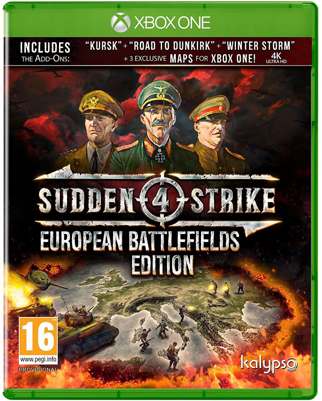 Sudden Strike 4 European Battlefields Edition (Xbox One) £10.85 delivered at Base