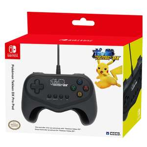 HORI Pokken Tournament DX Wired Pro Pad (Nintendo Switch) £16.61 Delivered @ Amazon.de