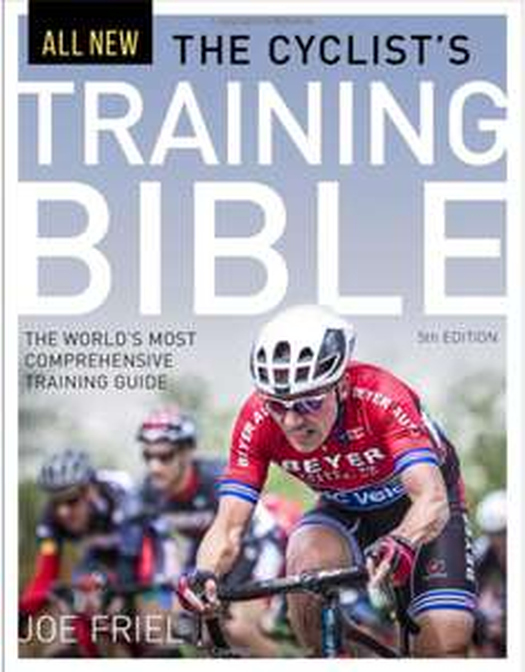 Joe Friel: The Cyclist's Training Bible - £12.26 (Prime) £15.25 (Non Prime) @ Amazon