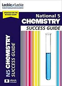 National 5 Chemistry Success Guide: Revise for SQA Exams (Leckie N5 Revision) - Kindle Edition free on Amazon