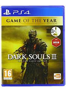 Dark Souls 3 The Fire Fades Game of the Year Edition (PS4) £18.85 @ base.com