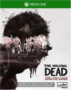The Walking Dead: The Telltale Definitive Series £17.85 (Xbox) Delivered at Base