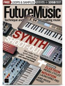 Future Music Annual Subscription £36 at My Favourite Magazines