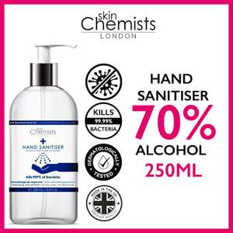 10% OFF SkinChemists Antibacterial Hand Sanitiser @ Shop4body.com