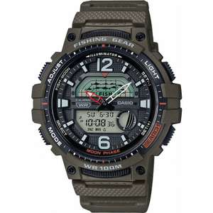Casio Mens Collection Watch WSC-1250H-3AVEF - £44.90 Delivered @ Watches2u