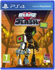 Heart and Slash (PS4) £7.95 delivered @ The Game Collection